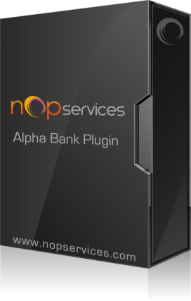 Picture of Alpha Bank NopCommerce Payment Plugin