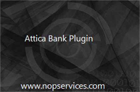 Picture of Attica Bank NopCommerce Payment Plugin